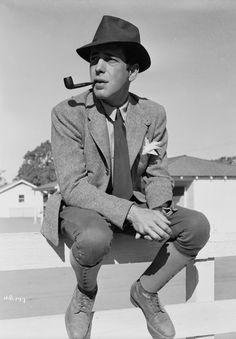 Dandy: Humphrey Bogart