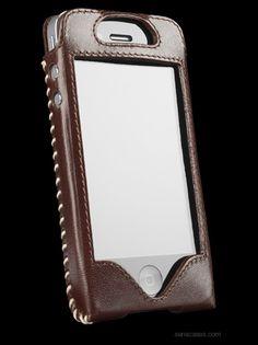 Trendy leren iPhone hoesjes - #leather iphone case diy | Leather iPhone case - http://ledereniphonehoesjes.nl
