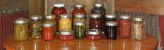 Our 10 Most Requested and Popular Canning Recipes from our Old World Garden Farms blog - one of our most viewed lists!