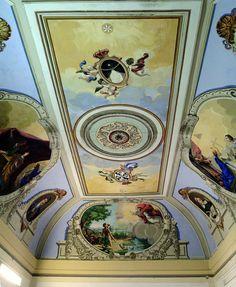 Iglesia, dominicos, Ocaña, frescos | por Museo Porticum Salutis