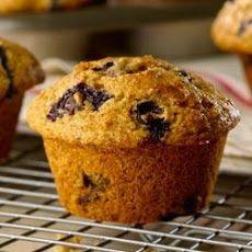 All-Bran's Best Blueberry Muffins