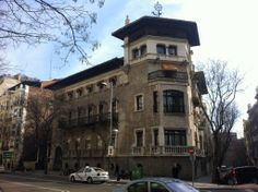 Publicamos la Casa Garay en Madrid. #historia #turismo http://www.rutasconhistoria.es/loc/casa-garay