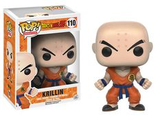Funko releasing Krillin pop vinyl figure from Dragon Ball Z