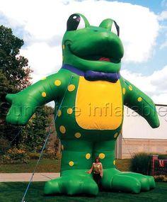 安いCustomized giant inflatable frog for advertising、購入品質パーティーdiy装飾、直接中国のサプライヤーから:Customized giant inflatable frog for advertising