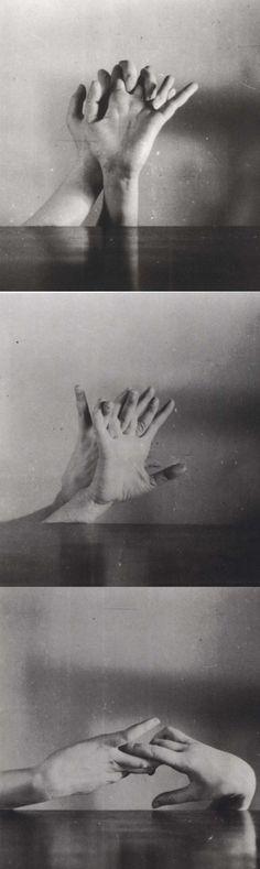 an-overwhelming-question: Hans Bellmer - Untitled (1934)