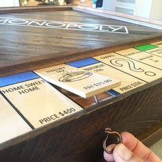 Pedido de casamento com jogo de tabuleiro personalizado | Pronta Para o Sim