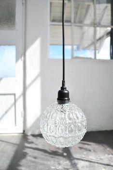 Retro Glass Pendant, Style #One