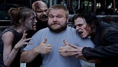 Walking Dead creator Robert Kirkman reveals some of his own issues with his award-winning zombie series.