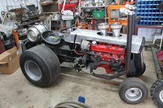 [IMG] Small Tractors, Old Tractors, Lawn Tractors, Hot Rod Trucks, New Trucks, Go Kart Frame Plans, Garden Tractor Pulling, Truck And Tractor Pull, Lawn Mower Tractor
