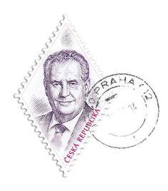 Taková hodně jiná poštovní známka. A další vtipy, které se šíří o Zemanovi | ParlamentniListy.cz – politika ze všech stran