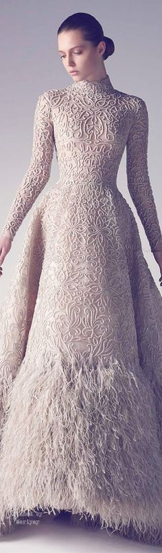 Ashi Haute Couture Spring Summer 2015 // Pinned by Dauphine Magazine x Castlefield - Curated by Castlefield Bridal & Branding Atelier and delivering the ultimate experience for the haute couture connoisseur! Visit www.dauphinemagazine.com, @dauphinemagazine on Instagram, and @dauphinemag on Pinterest • Visit Castlefield: www.castlefield.co and @ castlefieldco on Instagram / Luxury, fashion, weddings, bridal style, décor, travel, art, design, jewelry, photography, beauty, interiors…