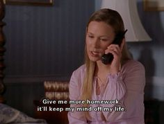 """Community post: 24 important life lessons, as told by paris geller from """"gilmore girls"""" Rory Gilmore, Gilmore Girls Quotes, Paris Gilmore Girls, Gilmore Girls Funny, Funny Life Lessons, Important Life Lessons, Study Quotes, Life Lesson Quotes, Babette Ate Oatmeal"""