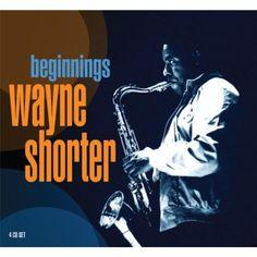 Wayne Shorter - Beginnings, Blue