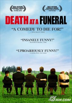 Death At A Funeral Cast
