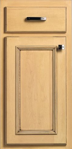 Waldorf S145 Design in Rustic Cherry - Old World, Applied Molding ...