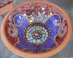 Mosaic Bowls - Best Australian Online Mosaics Supplier for Mosaic Tiles & Supplies. Learn Mosaic Art Craft with us!