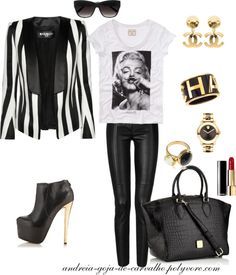 """CASUAL FRIDAY"" by andreia-goja-de-carvalho on Polyvore"