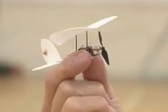World's Smallest Remote Control Plane