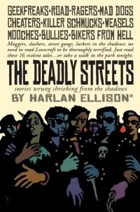 The Deadly Streets, cover by Leo and Diane Dillon