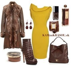 Rozžiarte si deň v žltých šatočkách :) #kamzakrasou #sexi #love #jeans #clothes #coat #shoes #fashion #style #outfit #heels #bags #treasure #blouses #dress