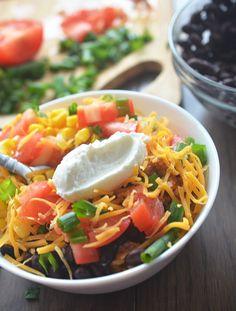 Weight Watchers Burrito Bowls 3 Smart Points