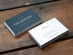 The Gentry by Ash Dowie