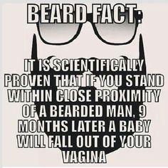 Scientifically Proven. #beardlove