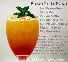 Image result for Mai Tai Recipe