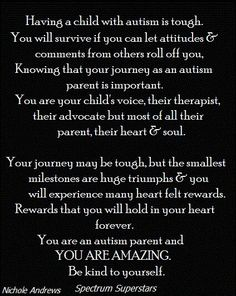 For All The Parents