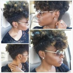 Carmeon is Naturally Glam! | Curly Nikki | Natural Hair Styles and Natural Hair Care