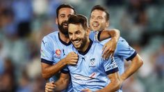 Another game, another win for #SydneyFC as Ninkovic runs riot. Report from Ray Gatt.