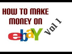 Ebay Tips #1: How to Sell On Ebay With No Inventory or No Money - http://www.thehowto.info/ebay-tips-1-how-to-sell-on-ebay-with-no-inventory-or-no-money/