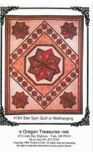 Star Spin pattern