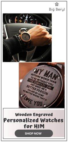 b45df0efaf Surprise him with a personalized gift that will help him make a style  statement. Engraved. Matching Jewelry For CouplesMatching ...