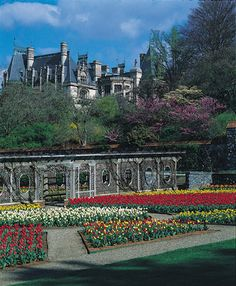 The Biltmore Estate - Asheville, North Carolina over 8,000 acres ...