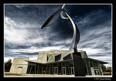 "The Performance Hall on the USU Campus ""First Impression"" by James Neeley, via Flickr"