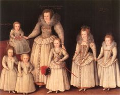 Much like during the rest of the Renaissance, Childrens' clothing in the Elizabethan era looked very similar to the adult fashions. However, the clothes were much simpler and less adorned since children grew out of their clothes so quickly, and they were made of stronger material so they wouldn't wear out so soon.