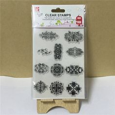 """$1.79 (Buy here: https://alitems.com/g/1e8d114494ebda23ff8b16525dc3e8/?i=5&ulp=https%3A%2F%2Fwww.aliexpress.com%2Fitem%2Fkinds-of-Beauty-frame-design-Transparent-Clear-Silicone-Stamp-Seal-for-DIY-scrapbooking-photo-album%2F32763776864.html ) kinds of Beauty frame""""design Transparent Clear Silicone Stamp Seal for DIY scrapbooking photo album for paper craft XX-059 for just $1.79"""