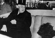 FDR and his dog, Fala - 29 Vintage Photos of Dogs Being Man's Best Friend | Mental Floss