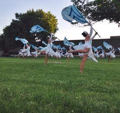 Phantom Regiment 2014 Guard. Swan Lake