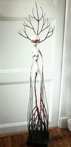 Femme arbre KriSoft
