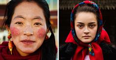I Photographed Women From 37 Countries To Show That Beauty Is Everywhere | Bored Panda