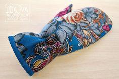 Шьем рукавички в русском стиле - Ярмарка Мастеров - ручная работа, handmade