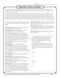 Analogies Worksheet Excel African American Inventors Granville T Woods  African American  Less Than And Greater Than Worksheets with Place Value For 2nd Grade Worksheets Excel Pygmalion Henry And Eliza Drama Worksheet Temperature Conversion Worksheets Excel
