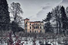 abandoned mental hospital for children