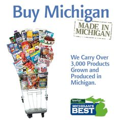 List of Michigan Products