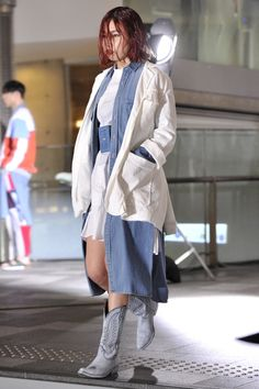 Mihara Yasuhiro Modified, Look #18
