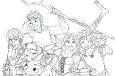 bente36:I miss sketching these dorks.
