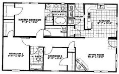 1100 sq ft house plans | NSC28443A (1158 sq ft)