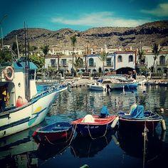 #grancanaria #mogan #puerto - @cinicosenese- #webstagram